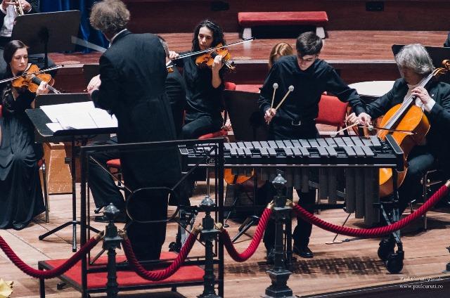 Diximus Andrei Voica vibraphone marimba universe nature